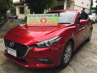 MAZDA 3 2.0 E SPORTS 2019 กรุงเทพมหานคร