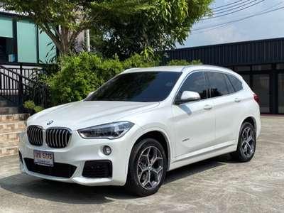 BMW X1 1.8I 2017 กรุงเทพมหานคร