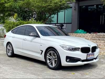 BMW SERIES 3 320 D GT 2015 กรุงเทพมหานคร