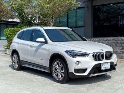 BMW X1 1.8D 2016 กรุงเทพมหานคร
