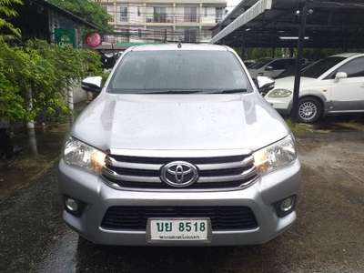 TOYOTA HILUX REVO 2.8 J PLUS STANDARD CAB 2015 กรุงเทพมหานคร