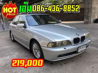 BMW SERIES 5 523 iA 2002
