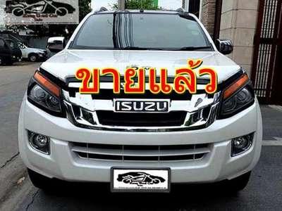 ISUZU CAB 4 2.5 SLX  D-MAX 2012