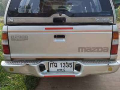 MAZDA FIGHTER 2.5 DOUBLE CAB 4WD 2001