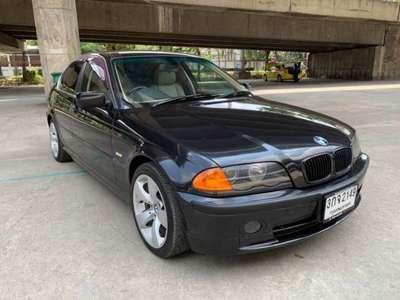 BMW SERIES 3 323 i 2002