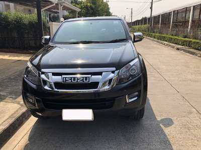 ISUZU CAB 4 3.0 LS  D-MAX 2014