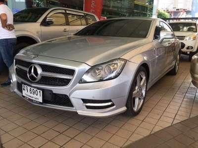 BENZ CLS-CLASS CLS 250 2012