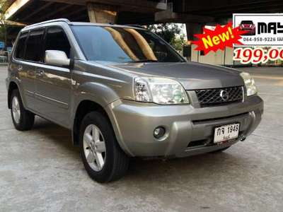 NISSAN X-TRAIL 2.5 LUXURY 2003