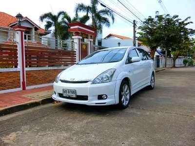 TOYOTA WISH 2.0 Q LIMITED 2007