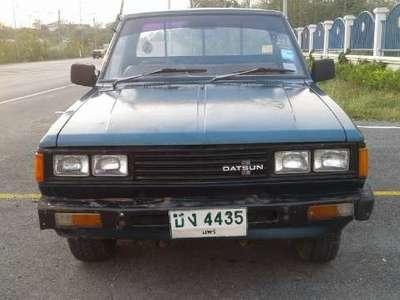 NISSAN 120Y 120A 1982