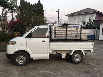 SUZUKI CARRY PICKUP  2013