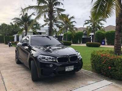 BMW X6 3.0d 2016