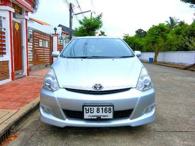 TOYOTA WISH 2.0 Q LIMITED 2008