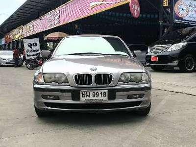BMW SERIES 3 323 iA 2001