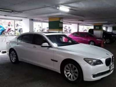 BMW SERIES 7 730 Ld 2012