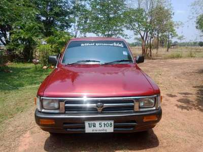 TOYOTA HILUX MIGHTY-X 2.4 DOUBLE CAB 1996