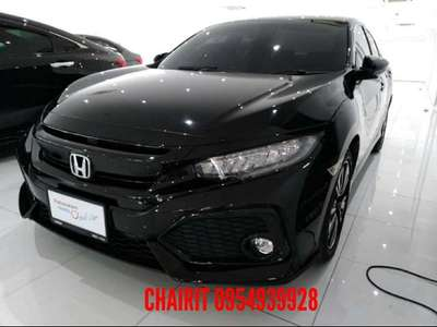 HONDA CIVIC 1.5 TURBO RS 2018