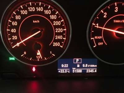 BMW SERIES 1 116i 2013