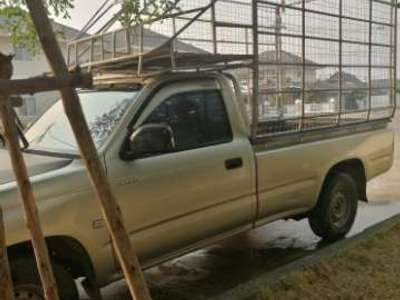 TOYOTA HILUX TIGER 2.5 J STANDARD CAB D4D 2004