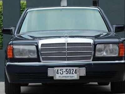 BENZ 300 SEL 1990