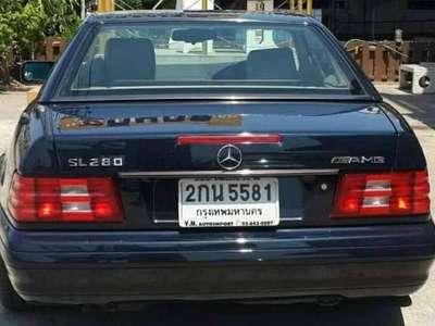 BENZ SL-CLASS SL280 1997