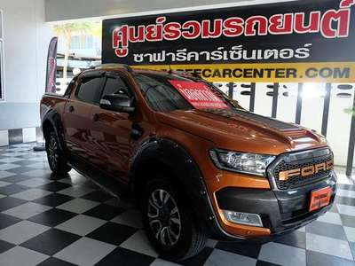 FORD RANGER 3.2 WILDTRAK DOUBLE CAB 4WD 2017