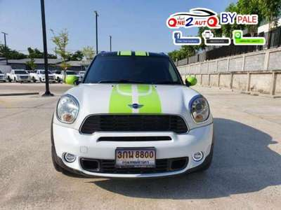 MINI COUNTRYMAN COOPER S 2012