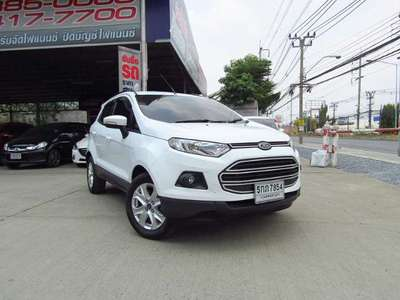 FORD ECOSPORT 1.5 Trend 2016