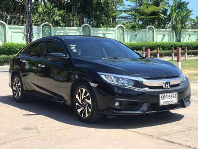 HONDA CIVIC 1.8 EL 2017