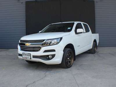 CHEVROLET COLORADO 2.5 CREW CAB LT 2017