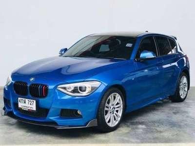 BMW SERIES 1 116i 2015