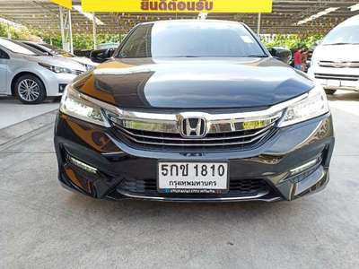 HONDA ACCORD 2.0 E i-VTEC 2016