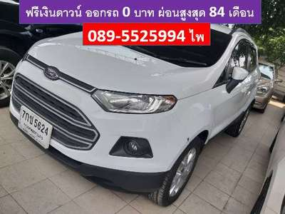 FORD ECOSPORT 1.5 Trend 2018