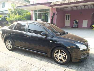 FORD FOCUS 1.8 FINESSE 2007