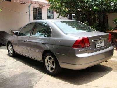 HONDA CIVIC 1.7 VTi (ABS/AIRBAG) 2001