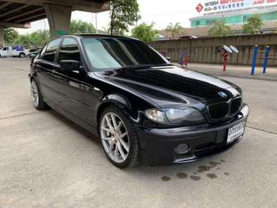 BMW SERIES 3 318 iA (4Dr) 2003