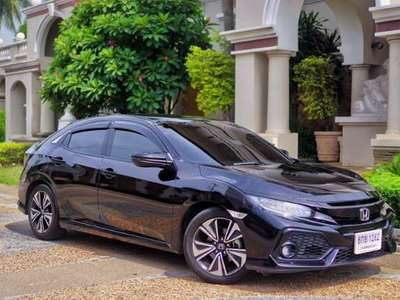 HONDA CIVIC 1.5 TURBO RS 2017