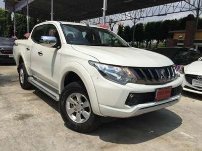 MITSUBISHI TRITON 2.4 PLUS DOUBLE CAB 2019