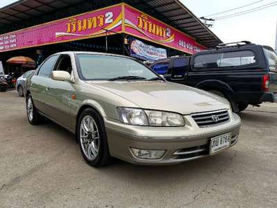 TOYOTA CAMRY 2.2 SE.G (ABS) 2000