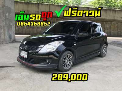 SUZUKI SWIFT 1.3 2015