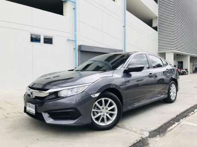 HONDA CIVIC 1.8 E 2017