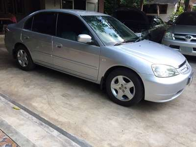 HONDA CIVIC 1.7 VTi-L 2002