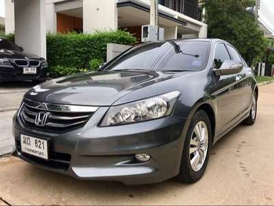 HONDA ACCORD 2.0 E i-VTEC 2012