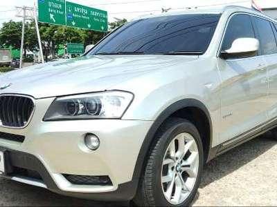 BMW X3 - 2011