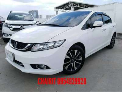 HONDA CIVIC 1.8 EL 2015