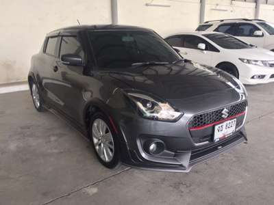 SUZUKI SWIFT ECO SWIFT 1.25 GLX 2018