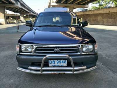 TOYOTA HILUX TIGER 2.5 DOUBLECAB 4DR 2001