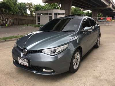 MG 5 1.5 X TURBO SUNROOF 2017