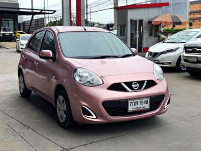 NISSAN MARCH 1.2 EL 2018