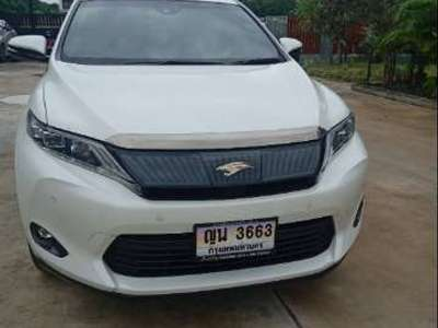 TOYOTA HARRIER 2 2015